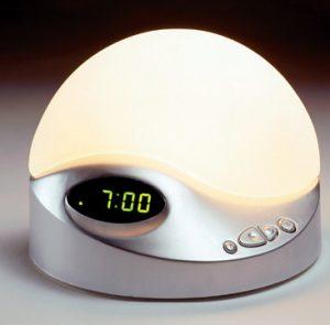 simulateur d'aube sommeil