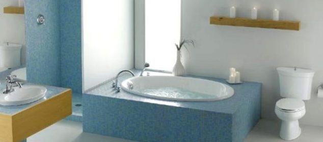 Soothing Zen Spa Bathroom
