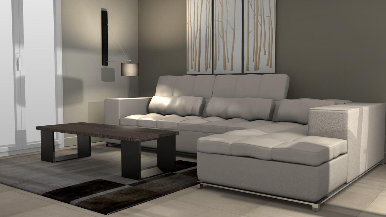 comment am nager une salle de s jour efnudat. Black Bedroom Furniture Sets. Home Design Ideas