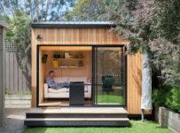 chalet de jardin design