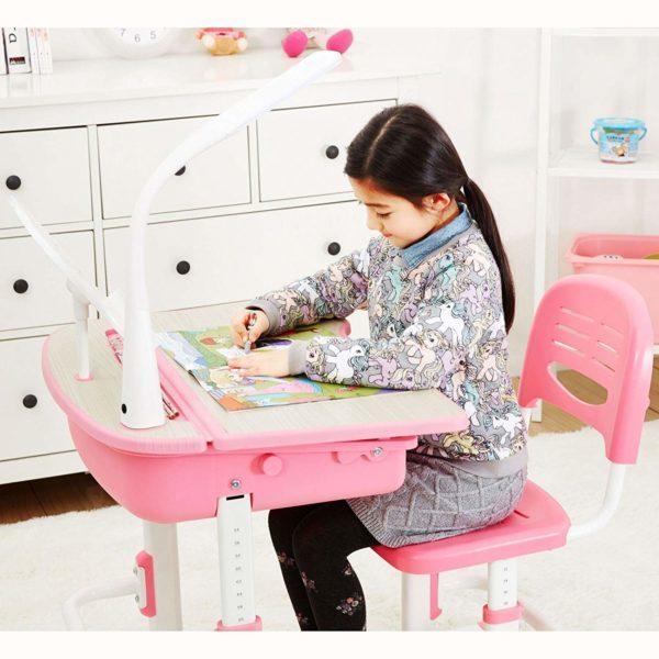 bureau enfant réglable