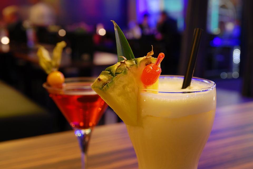 art cocktails