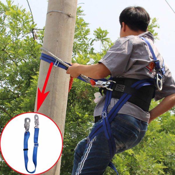 matériel grimper arbre