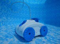 robot électrique et autonome pour la piscine
