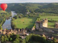 Survoler la Dordogne
