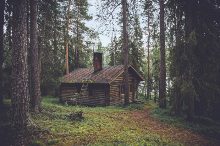 louer une cabane