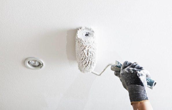 peindre un plafond soi-même