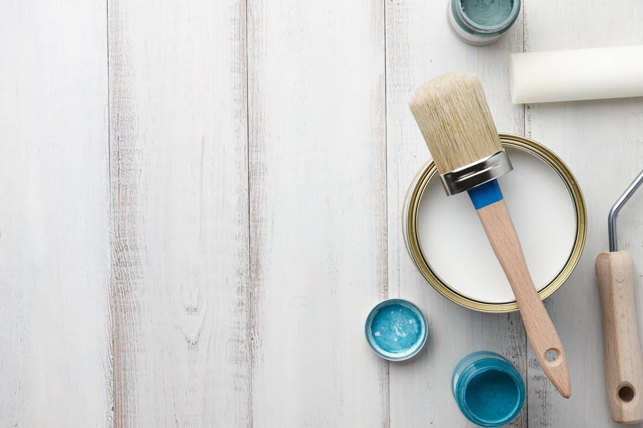 Choisir Peinture Mat Ou Satinée guide d'achat : comment choisir sa peinture d'intérieur