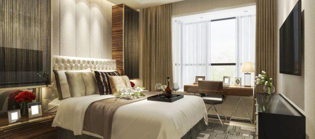 Décoration: quand le luxe s'invite dans votre chambre