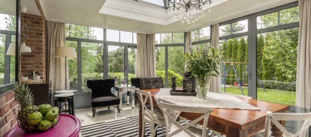 Véranda : une alternative de choix pour agrandir sa maison