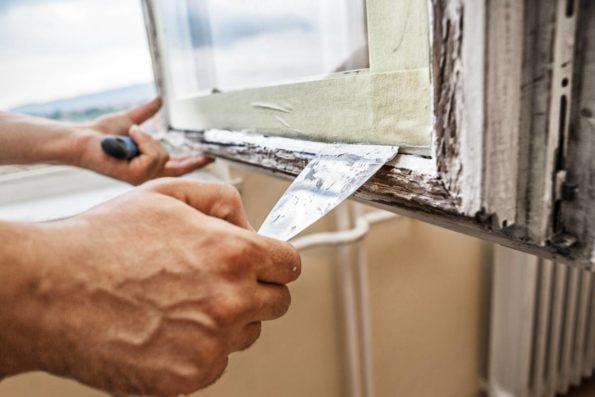 Redonner un coup de neuf à sa fenêtre en bois