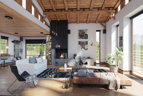créer une décoration cosy et tendance pour son salon
