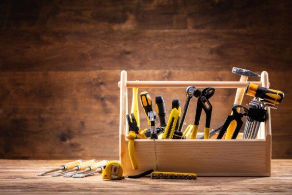 bricolage - boîte à outils