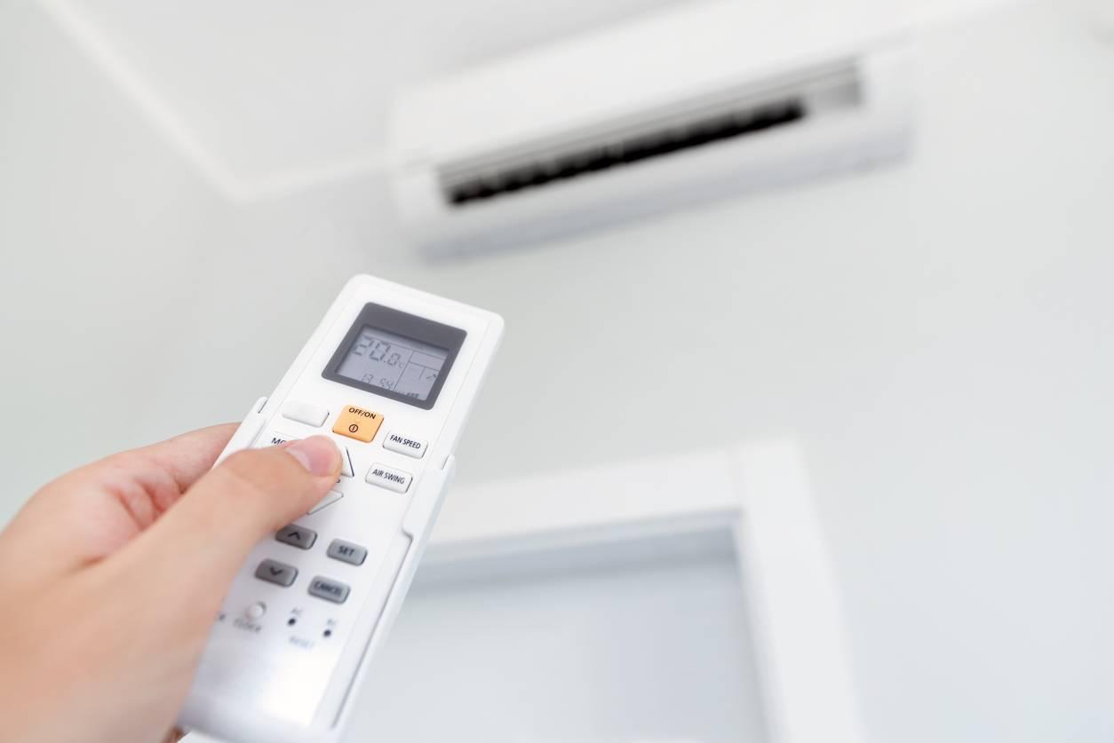 climatisation maison été chaleur