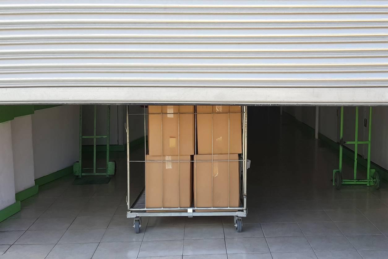 garde meuble stockage objets