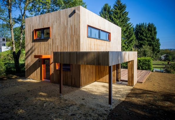 Des édifices innovants respectant les normes environnementales