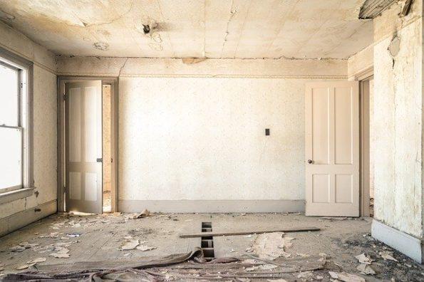 vielle maison à rénover