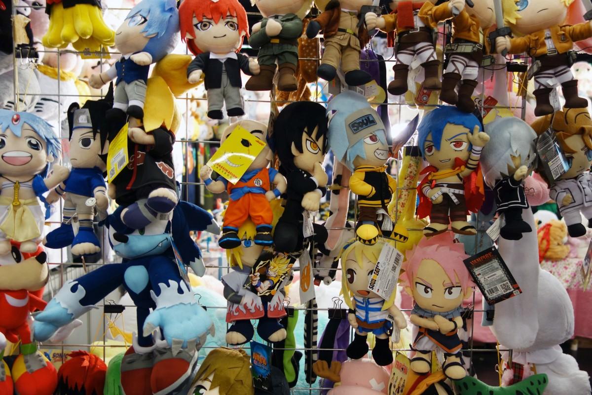 Collections de mangas