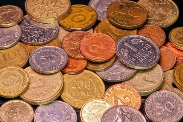 collection pièce monnaie