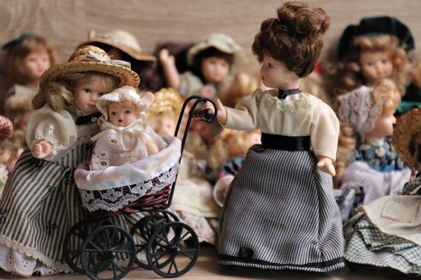 collection poupée dolls