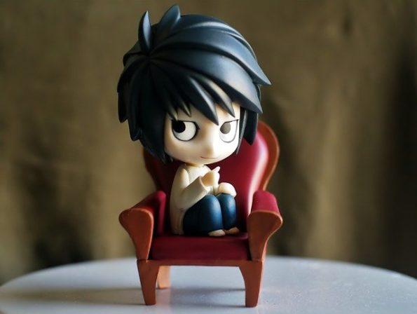 collection figurine manga