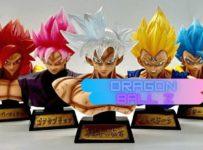 collection figurine Dragon Ball
