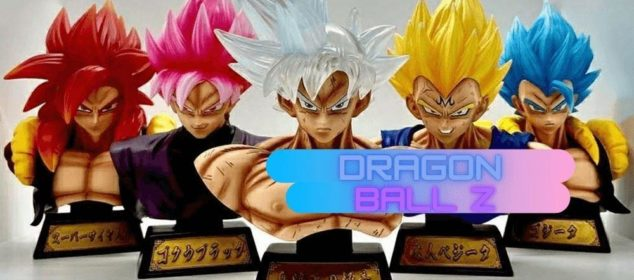 collection figurine Dragon Ball