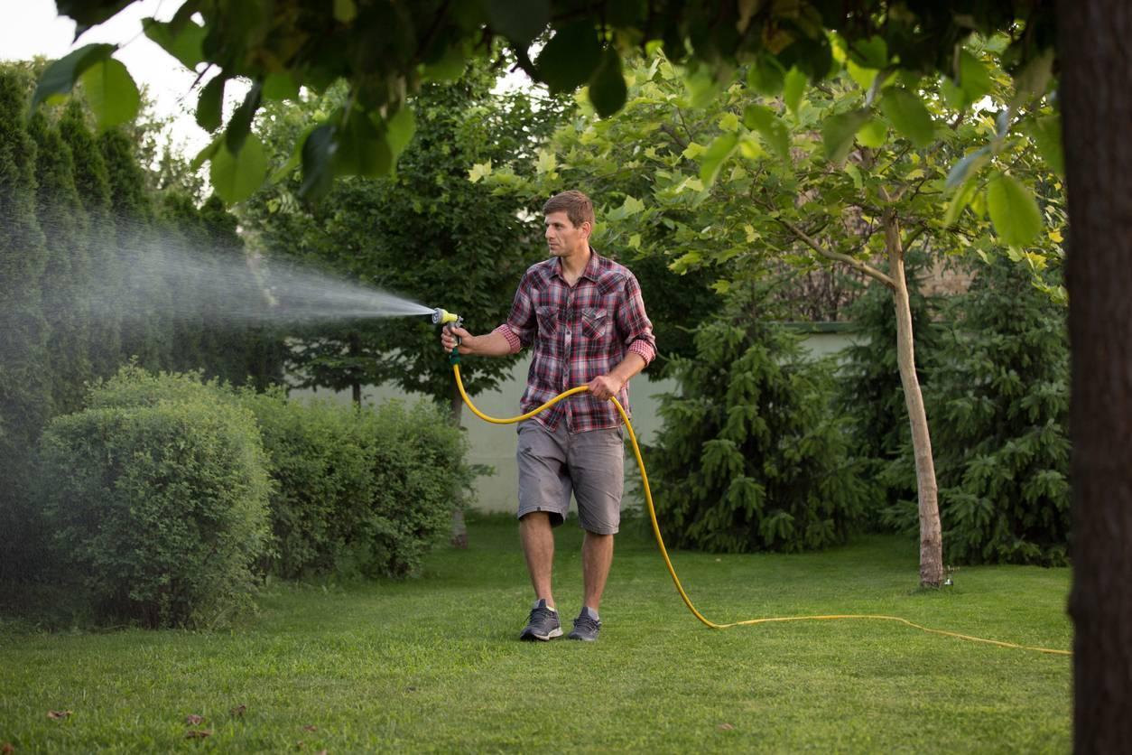 arrosage économie eau domestique