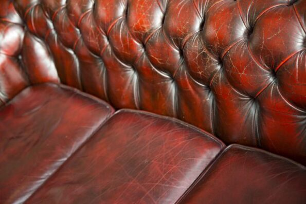 canapé cuir véritable