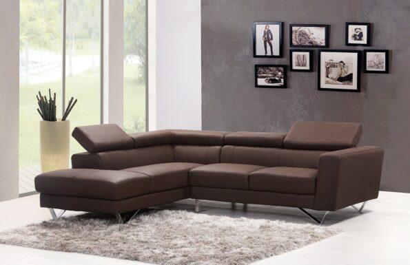 canapé d'angle salon confort