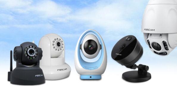 comparatif camera surveillance IP