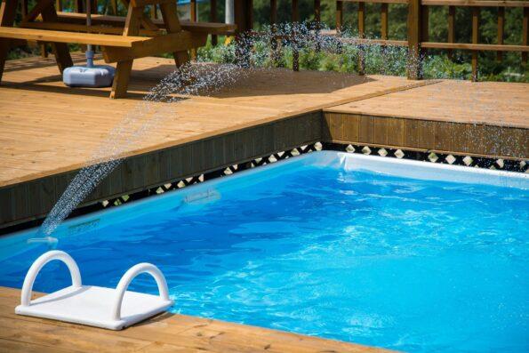 La filtration de l'eau de votre piscine