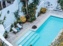 piscine paradisiaque