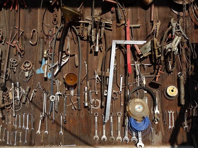 garage atelier bricolage
